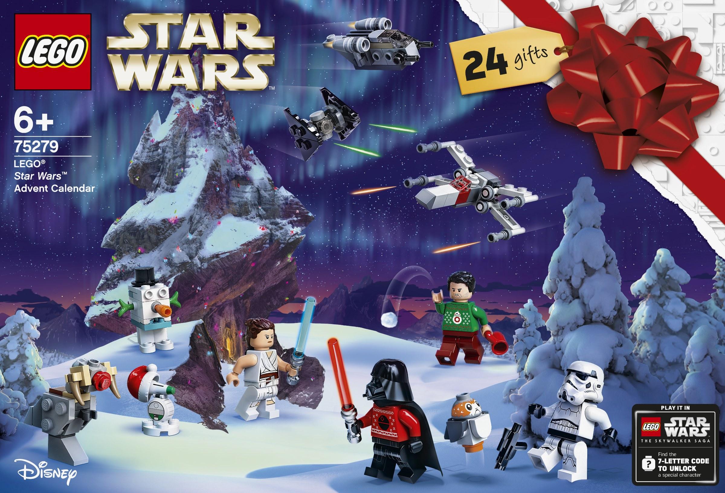 Lego Star Wars Christmas 2020 75279 LEGO Star Wars 2020 Advent Calendar | Brickipedia | Fandom