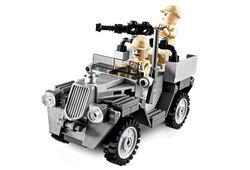 7622 Machine Gun Car