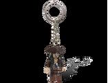 853187 Porte-clés Capitaine Jack Sparrow