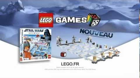 LEGO Games Star Wars La bataille de Hoth