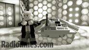 Lego William Hartnell's Tardis