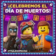 TheLegoMovie2 DiaDeMuertos