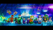 The LEGO Batman Movie BA-Ligue des Justiciers