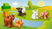 10522 Les animaux de la ferme 2