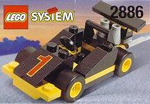 2886 Formula 1 Racing Car