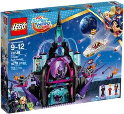 41239 Eclipso Dark Palace Box