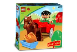 4683-Pony and Cart