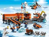 60036 Le camp de base arctique