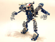 Bionicle Krekka Epic White Screen