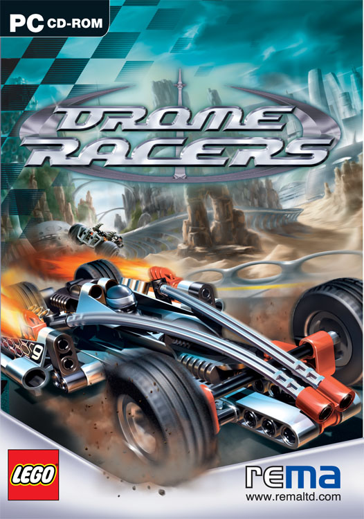 Drome Racers Video Game Brickipedia Fandom Powered By Wikia