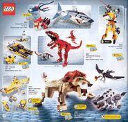Katalog produktů LEGO® za rok 2005-32