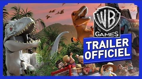 LEGO Jurassic World - Spot Officiel - VF