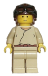 Lego Anakin pilot
