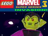 LEGO Marvel Superheroes 3: Invasion