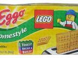 LEGO Eggo Waffles