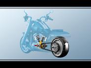 10269 Harley-Davidson Fat Boy 9