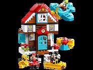 10889 La maison de vacances de Mickey