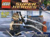 30165 Hawkeye with Equipment
