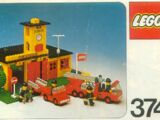 374 Fire Station