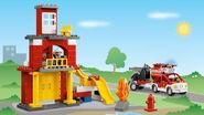 6168 La caserne des pompiers 2