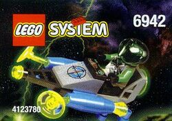 6942 Space Sled