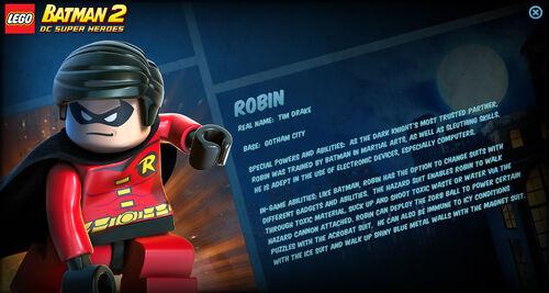 Robin LB2 stats