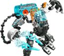 44017 Stormer Fagyasztó gép
