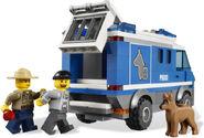 4441 Le fourgon du chien de police 5
