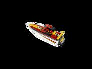 4643 Le transport du bateau à moteur 5