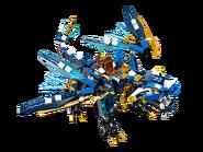 70602 Le dragon élémentaire de Jay 3