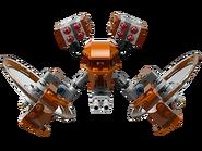 75085 Hailfire Droid 3