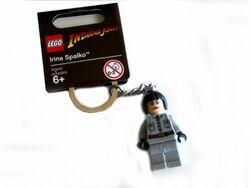 852717 Irina Spalko Key Chain