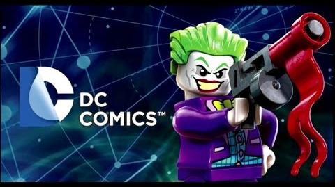Character Spotlight Joker LEGO Dimensions