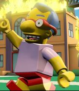 Dimensions Milhouse