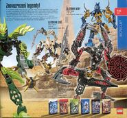 Katalog výrobků LEGO® za rok 2009 (první pololetí) - Strana 57