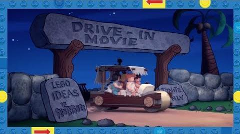 "LEGO Ideas ""The Flintstones"" Teaser Trailer"