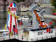 Lego Brighton Pier