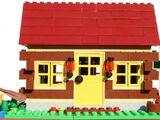 Blockhaus 5766