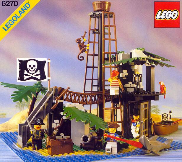 pirates - Lego Pirate