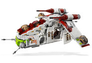 7676 Republic Attack Gunship 3
