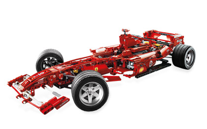 8674 Ferrari F1 Racer 1 8 Brickipedia Fandom Powered
