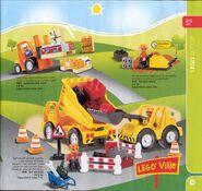 Katalog produktů LEGO® za rok 2005-09