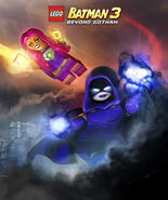 LEGO Batman 3 Heroines & Villainesses Pack