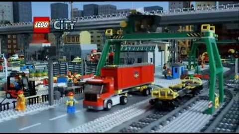 LEGO CITY Thème Train