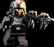 Lego Agent Kallus
