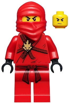 NEW LEGO Kai The Golden Weapons FROM SET 2508 NINJAGO njo007
