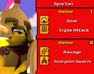 Spartan ninjago