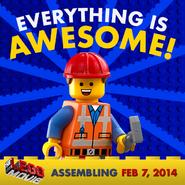 The LEGO Movie Emmet 2