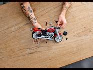 10269 Harley-Davidson Fat Boy 8