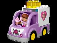 10605 Rosie l'ambulance de Docteur La Peluche 2